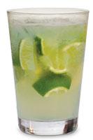 Caipira de Limão