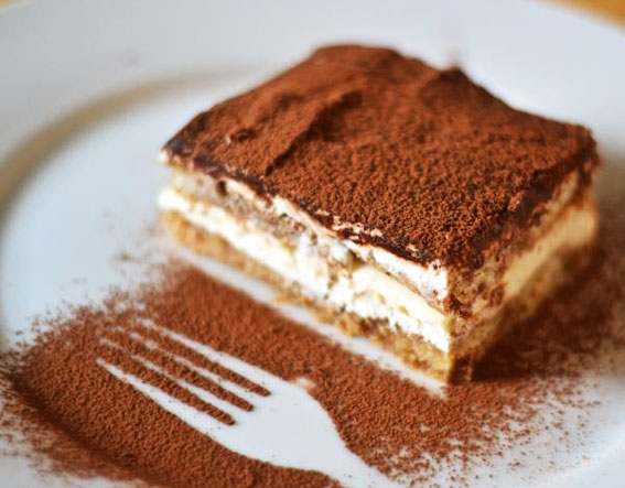 Tiramissu com Café Bonblend