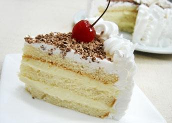 Torta Quatro Leites (Zero Açúcar)