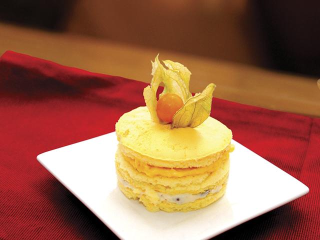 Mini torta aberta com damasco e nozes  (zero açúcar)