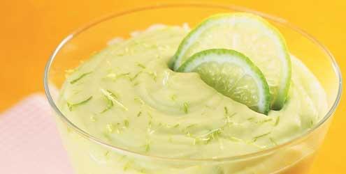 Mousse de abacate