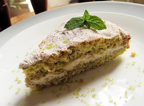 Torta de Pistache