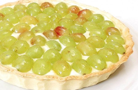 Torta de uva itália