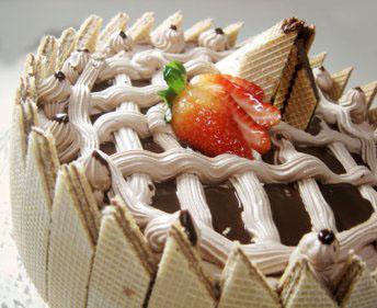 Torta Sensação (zero açúcar)