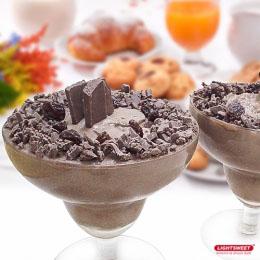 Strogonof de Chocolate (Zero Açúcar)