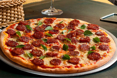 Pizza Blumenau (tamanho médio)