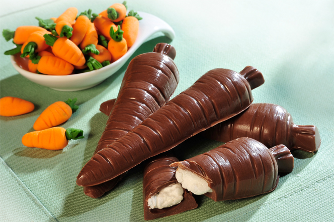 Cenourinhas de Chocolate