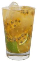Caipira Maracujá e limão