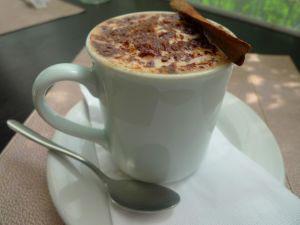 Chocolate quente - Ghee Banqueteria