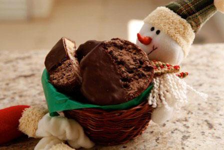 Rabanada de Chocolate