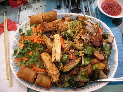 Filet Grelhado à moda Vietnamita