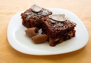 Brownie funcional (Zero Açúcar)