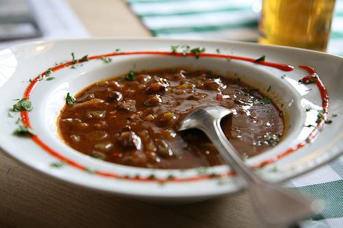 Sopa Gulache