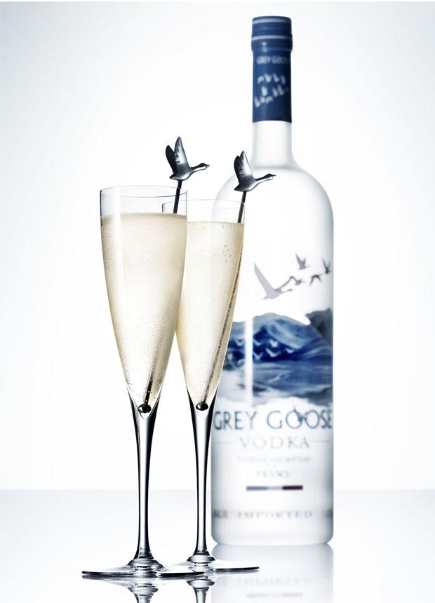 Coquetel Grey Goose Montblanc