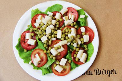 Salada de Ervilha