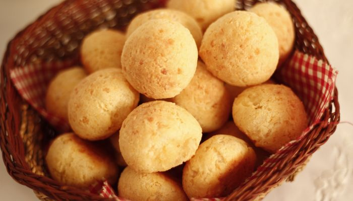 Pão de Queijo (na Fritadeira)