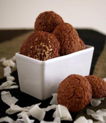 Biscoitinhos de coco Ducoco