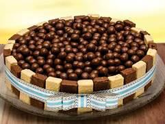 Torta holandesa com crispy e maxxi (zero açúcar)