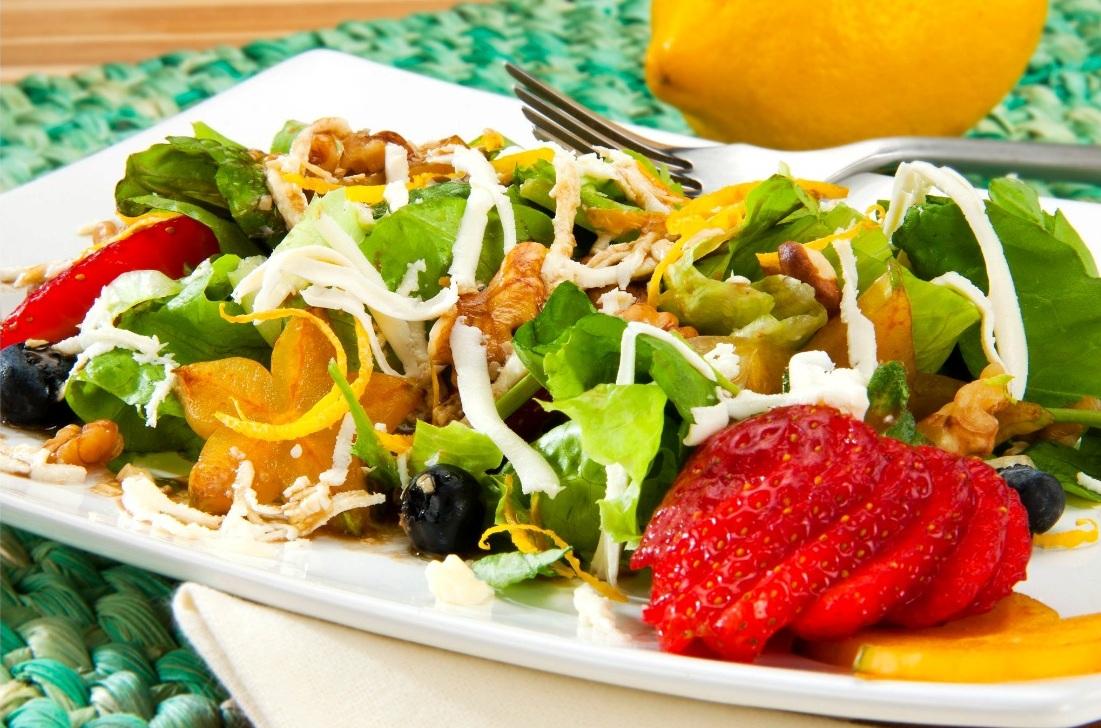 Salada Refrescante com Biofrescal