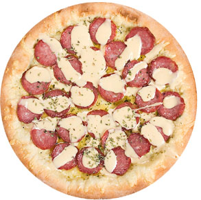 Pizza Germânica