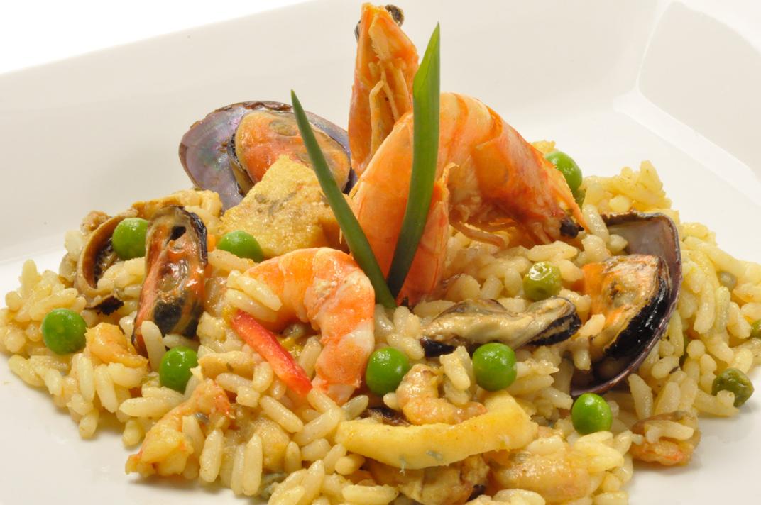 Paella do Chefe