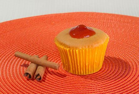 Muffin de goiabada