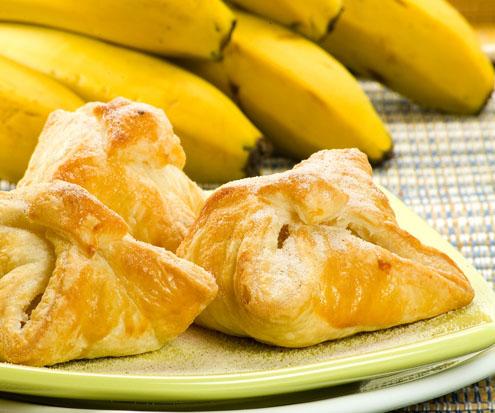 Trouxinhas de Banana