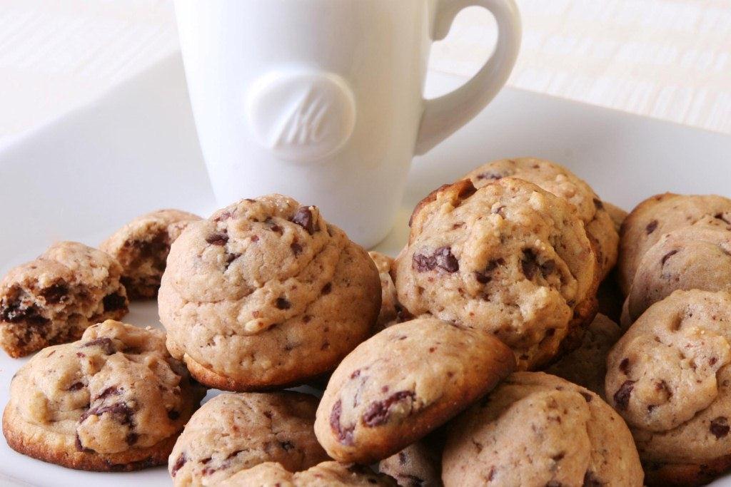 Cookkies de Café e Chocolate