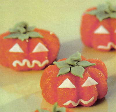 Docinho Abóbora Halloween