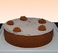 Torta de Maçã com Doce de Leite Forneável
