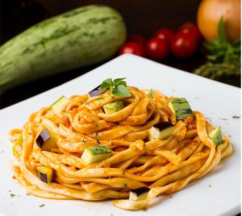 Don Peppone dá toque especial em receitas com vegetais
