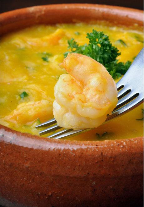 Restaurante Terra Brasilis investe em pratos com frutos do mar