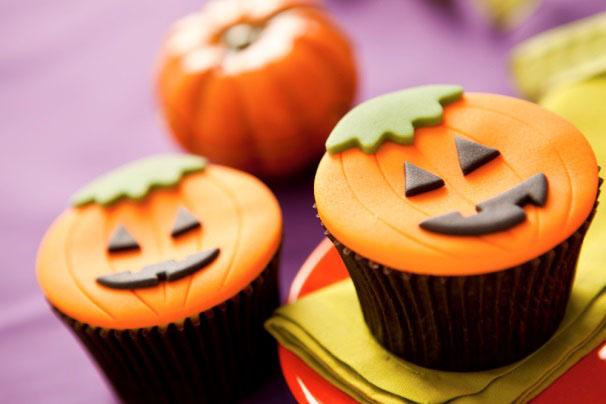 Halloween é mais divertido com Cupcakes da Nita Alimentos