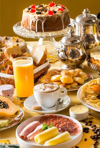 Bistrô PEK 170 lança café da manhã e chá da tarde