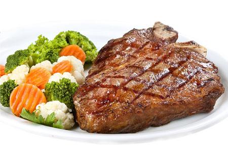 American Prime Steakhouse tem cortes certificados de gado Angus