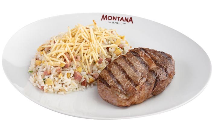 Montana Grill ganha prato exclusivo do Chef Padre Evandro