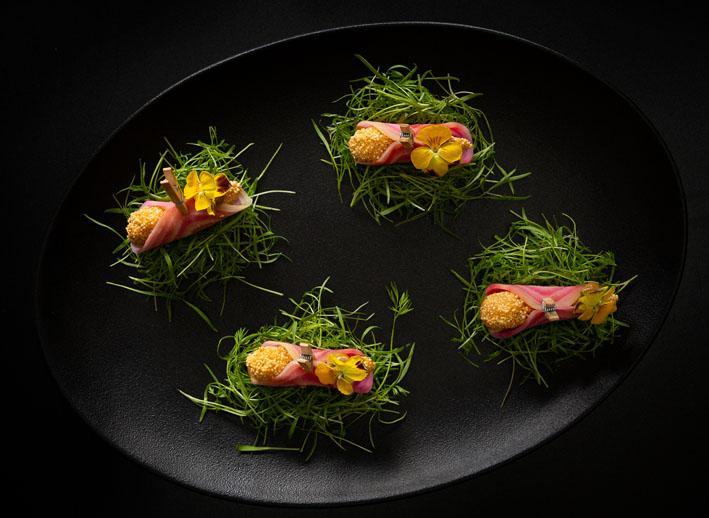 Restaurante no Jardins une gastronomia contemporânea e Porsches