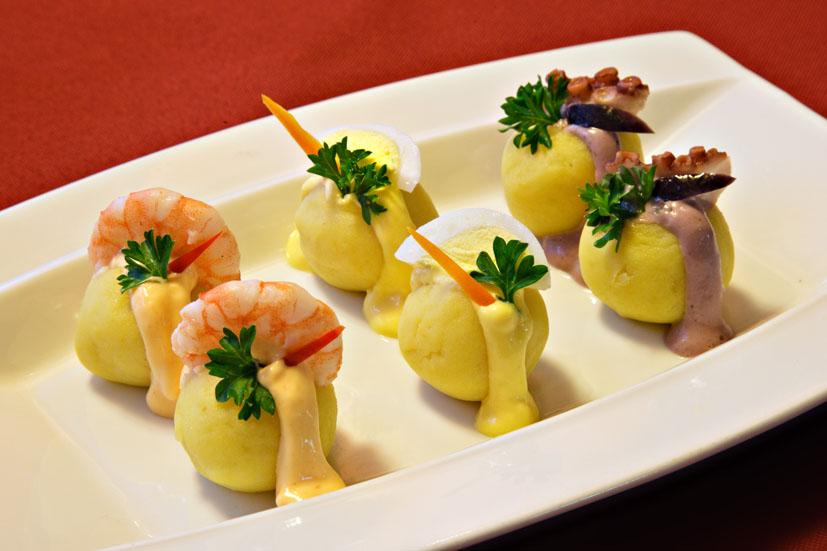 Dia Mundial Batata: diversas formas no peruano Intihuasi
