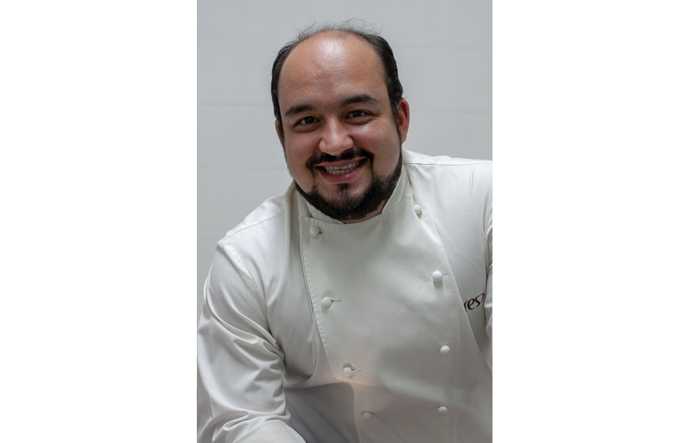 Chef Marcelo Petrarca