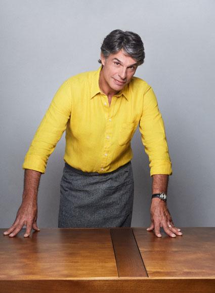 Chef Olivier Anquier comanda aula-show, domingo em Curitiba