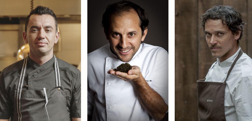 Farol Santander recebe três dos principais chefs da América Latina