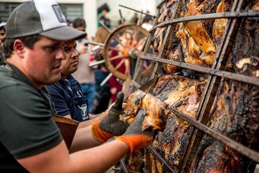 Churrascada aterriza na Festa do Peão de Barretos