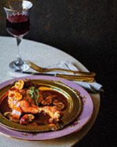 Receita da Wine - Coq au vin