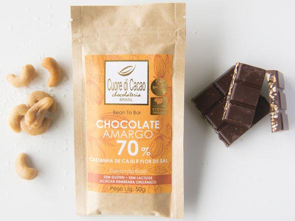 Chocolate brasileiro ganha ouro na principal premiação do mundo
