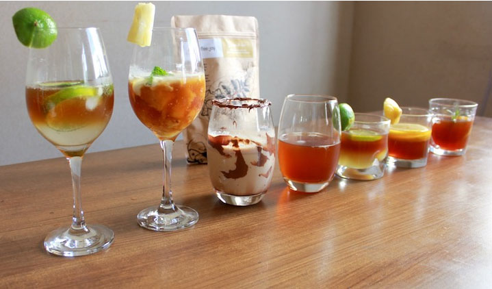 7 receitas surpreendentes de drinks com Cold Brew (Café Gelado)