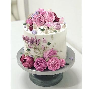 Tendência confeitaria: Flower Cake é a maior onda da confeitaria moderna!