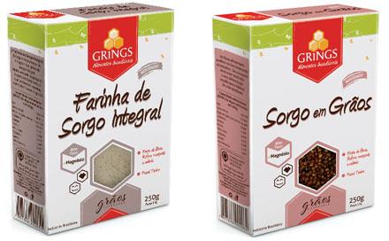Grings Alimentos Saudáveis apresenta o Sorgo para o Brasil