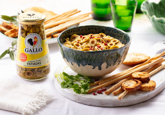 Gallo sugere receita para o dia do Vegetariano