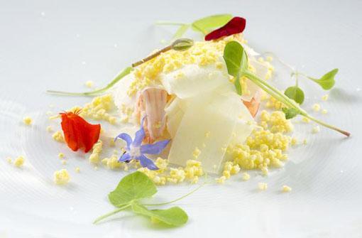 Chef Paolo Lavezzini recebe Roberta Sudbrack para jantar no Four Seasons