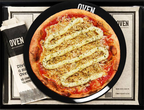 Pizza em dobro para comemorar o Dia do Amigo